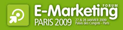 Forum E-Marketing Paris 2009